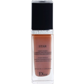 Dior Diorskin Star posvetlitvena podlaga SPF 30 odtenek 060 Moka/Mocha 30 ml