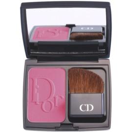 Dior Diorblush Vibrant Colour pudrowy róż odcień 676 Coral Cruise  7 g