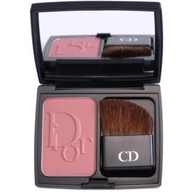 Dior Diorblush Vibrant Colour pudrová tvářenka odstín 566 Brown Milly  7 g