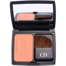 Dior Diorblush Vibrant Colour pudrová tvářenka odstín 586 Orange Riviera  7 g