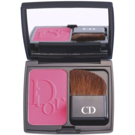 Dior Diorblush Vibrant Colour pudrowy róż odcień 876 Happy Cherry  7 g