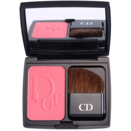 Dior Diorblush Vibrant Colour pudrová tvářenka odstín 889 New Red  7 g