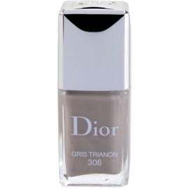 Dior Vernis esmalte de uñas tono 306 Gris Trianon 10 ml