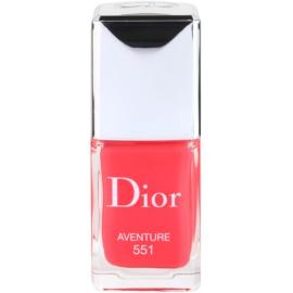 Dior Vernis esmalte de uñas tono 551 Aventure 10 ml