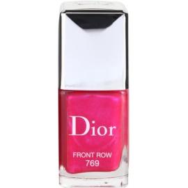 Dior Vernis lak na nehty odstín 769 Front Row 10 ml
