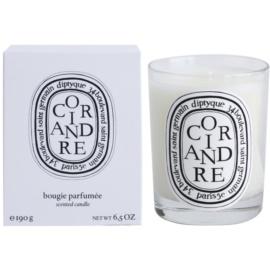 Diptyque Coriander ароматизована свічка  190 гр