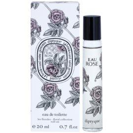 Diptyque Eau Rose Eau de Toilette für Damen 20 ml