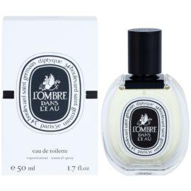 Diptyque L'Ombre Dans L'Eau Eau de Toilette für Damen 50 ml