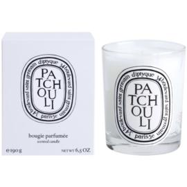 Diptyque Patchouli vonná svíčka 190 g