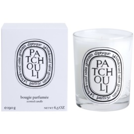 Diptyque Patchouli vela perfumado 190 g