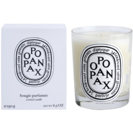 Diptyque Opopanax ароматизована свічка  190 гр