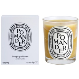 Diptyque Pomander vonná sviečka 190 g