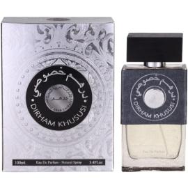 Dirham Khususi parfémovaná voda pro muže 100 ml