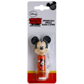 Disney Cosmetics Mickey Mouse & Friends balzám na rty s ovocnou příchutí Strawberry 4,5 g