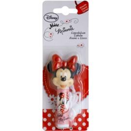 Disney Cosmetics Miss Minnie балсам за устни с плодов аромат Cherry 4,5 гр.