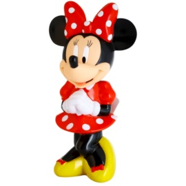 Disney Cosmetics Miss Minnie pena do kúpeľa a sprchový gél 2v1 Cherry 200 ml
