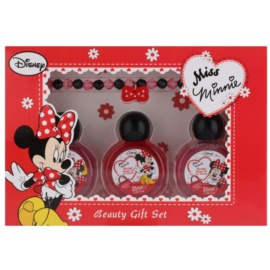 Disney Cosmetics Miss Minnie set cosmetice I.