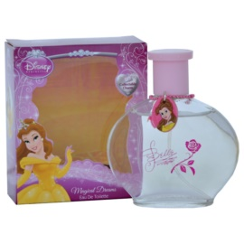 Disney Princess Belle Magical Dreams toaletní voda pro děti 50 ml