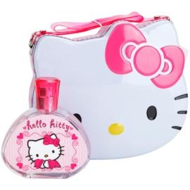 Disney Hello Kitty lote de regalo I.  eau de toilette 100 ml + taper de merienda