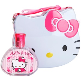 Disney Hello Kitty Geschenkset I. Eau de Toilette 100 ml + Pausenbrot-Box