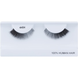 Diva & Nice Cosmetics Accessories Stick-On Eyelashes From Human Hair No. 4484