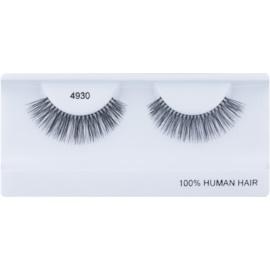 Diva & Nice Cosmetics Accessories nalepovací řasy z přírodních vlasů No. 4930
