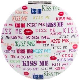 Diva & Nice Cosmetics Accessories козметично огледалце кръгло (7x7 cm)