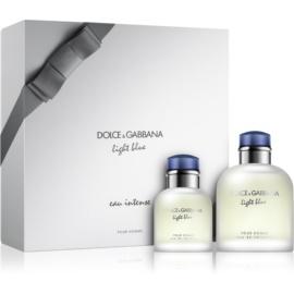 Dolce & Gabbana Light Blue Pour Homme Gift Set IX. Eau De Toilette 125 ml + Eau De Toilette 40 ml
