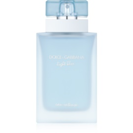Dolce & Gabbana Light Blue Eau Intense eau de parfum para mujer 50 ml