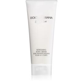 Dolce & Gabbana Light Blue Körpercreme für Damen 200 ml