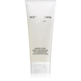 Dolce & Gabbana Light Blue gel za prhanje za ženske 200 ml