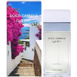 Dolce & Gabbana Light Blue Escape To Panarea eau de toilette para mujer 100 ml