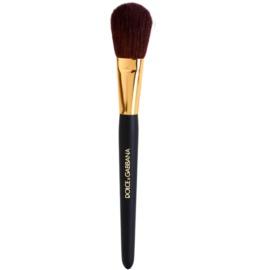 Dolce & Gabbana The Brush pensula pentru  aplicare fard obraz