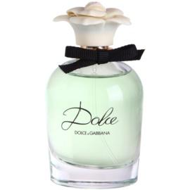 Dolce & Gabbana Dolce eau de parfum teszter nőknek 75 ml