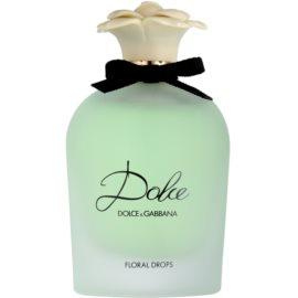 Dolce & Gabbana Dolce Floral Drops Eau de Toilette für Damen 150 ml