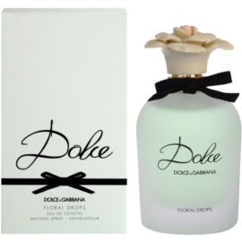 Dolce & Gabbana Dolce Floral Drops Eau de Toilette für Damen 75 ml