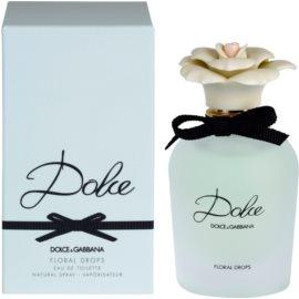 Dolce & Gabbana Dolce Floral Drops toaletna voda za žene 50 ml
