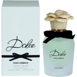 Dolce & Gabbana Dolce Floral Drops eau de toilette nőknek 30 ml