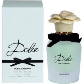 Dolce & Gabbana Dolce Floral Drops toaletní voda pro ženy 30 ml