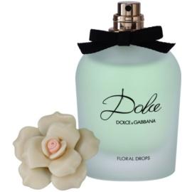 Dolce & Gabbana Dolce Floral Drops toaletní voda tester pro ženy 75 ml