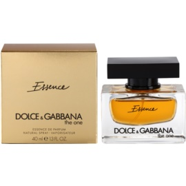 Dolce & Gabbana The One Essence eau de parfum nőknek 40 ml