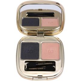 Dolce & Gabbana The Eyeshadow сенки за очи  дуо цвят No. 110 Stromboli  5 мл.