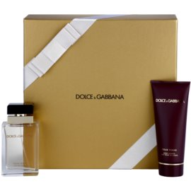Dolce & Gabbana Pour Femme Travel Edition zestaw upominkowy V.
