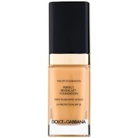 Dolce & Gabbana The Foundation The Lift Foundation make-up s liftingovým účinkem SPF 25 odstín Natural Glow 100 30 ml