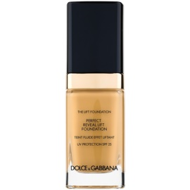 Dolce & Gabbana The Foundation The Lift Foundation Fond de ten cu efect de lifting SPF 25 culoare Natural Beige 120 30 ml