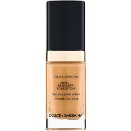Dolce & Gabbana The Foundation The Lift Foundation Fond de ten cu efect de lifting SPF 25 culoare 144 Bronze 30 ml