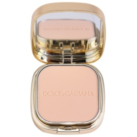 Dolce & Gabbana The Foundation Perfect Matte Powder Foundation Matterende Poeder Make-up met Spiegeltje en Applicator  Tint  No. 60 Classic  15 gr