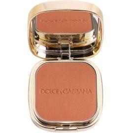 Dolce & Gabbana The Foundation Perfect Matte Powder Foundation Matterende Poeder Make-up  met Spiegeltje en Applicator  Tint  No. 160 Sable  15 gr