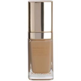 Dolce & Gabbana The Foundation Perfect Luminous Liquid Foundation frissítő folyékony make-up árnyalat No. 110 Caramel  30 ml