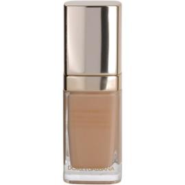 Dolce & Gabbana The Foundation Perfect Luminous Liquid Foundation лек кадифен фон дьо тен за озаряване на лицето цвят No. 130 Warm Rose  30 мл.